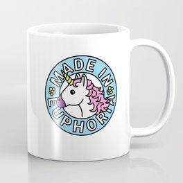Made in Euphoria Coffee Mug