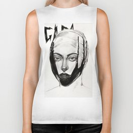 Joanne  World Tour/Gaga Biker Tank