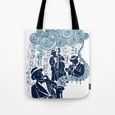 Got the Blues Tote Bag
