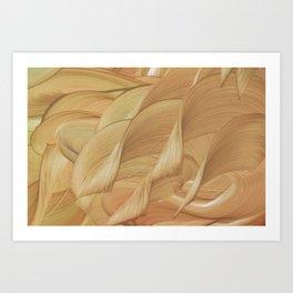 Ninazimua Art Print