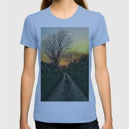On the way to Caerhays T-shirt