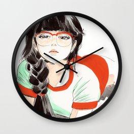 Megane Wall Clock