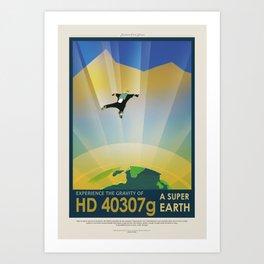 HD-40307g Art Print