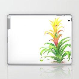 Bromeliad - Tropical plant Laptop & iPad Skin