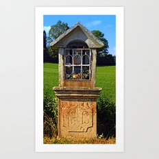 Christian cultural heritage | architectural photography Art Print
