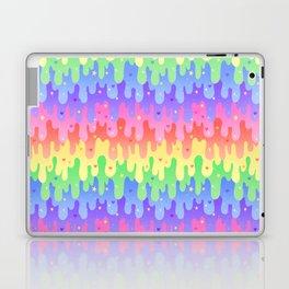 Rainbow Slime Laptop & iPad Skin