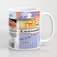 western Mugs featuring western bullies by odinelpierrejunior