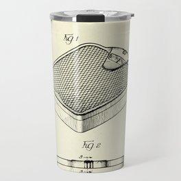 Bathroom scale-1938 Travel Mug