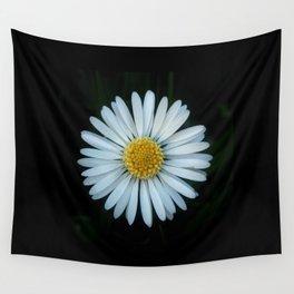 Daisy 3- Marguerite – margarita-oxeye Wall Tapestry