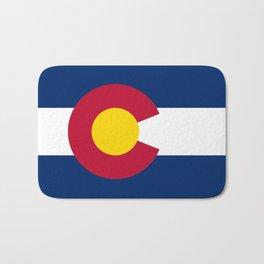 Flag of Colorado Bath Mat