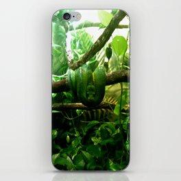 //greens iPhone Skin