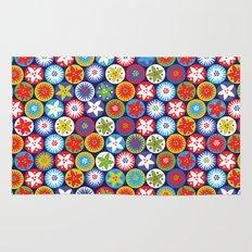 Festive Print Rug
