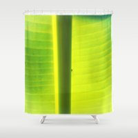 bug Shower Curtains featuring Bug by five design