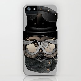 Dr. Who iPhone Case