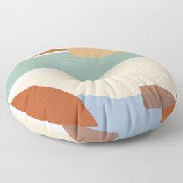 // Reminiscence 01 Floor Pillow