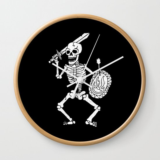 the dead cannot die Wall Clock