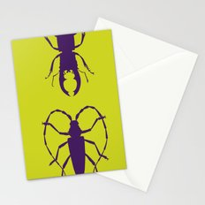 Beetle Grid V5 Stationery Cards