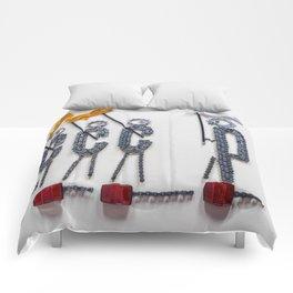 018: CCCP - 100 Hoopties Comforters