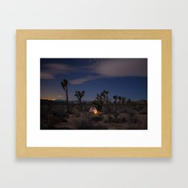 Under No Sun Framed Art Print