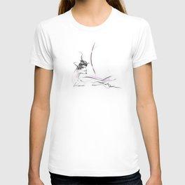 cool sketch 57 T-shirt