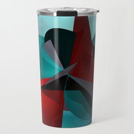 3 colors for a polynomail Travel Mug
