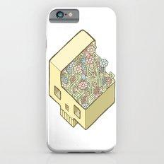 FlowerSkull iPhone 6s Slim Case
