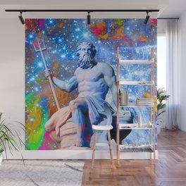 Neptune Wall Mural