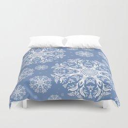 winter pattern Duvet Cover