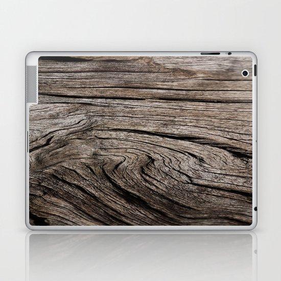 Wood VII Laptop & iPad Skin