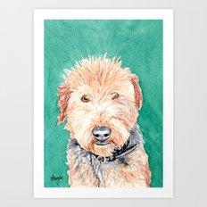 Nash Art Print