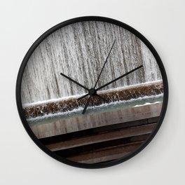 water_1 Wall Clock