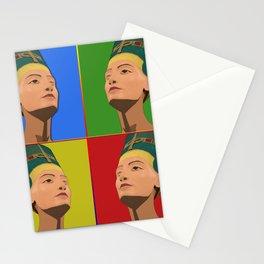 Ancient Relics: Nefertiti Stationery Cards