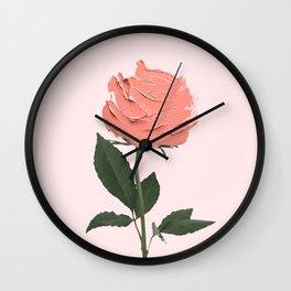 ROSA Wall Clock