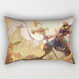 Classic Azir League Of Lgends Rectangular Pillow