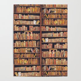 Books, books, books Poster
