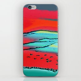 Danube Sunrise iPhone Skin