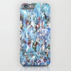 GOOD MORNING BLUE iPhone 6s Slim Case