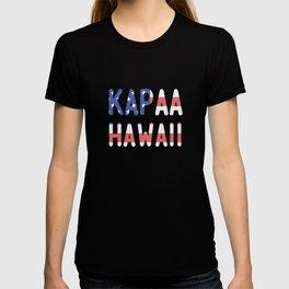 Kapaa Hawaii T-shirt