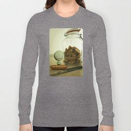 Brie Boy - Tim Burton Long Sleeve T-shirt