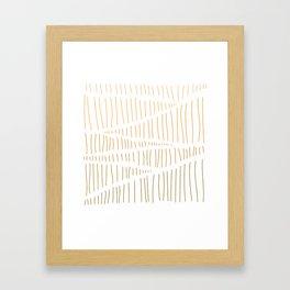 Coit Pattern 88 Framed Art Print