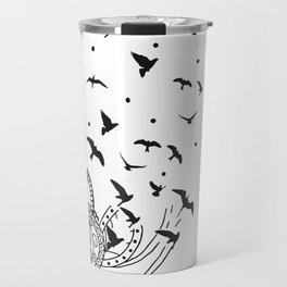 Lotus Freedom Travel Mug