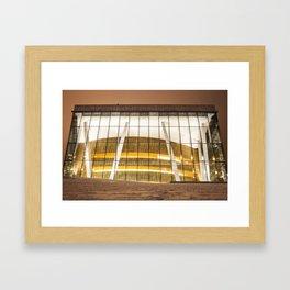 Oslo Opera house Framed Art Print