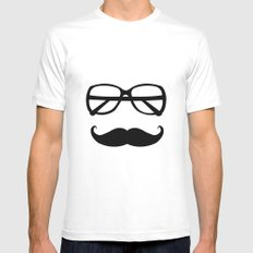 Sir Mens Fitted Tee White SMALL