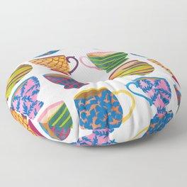 Comfort In A Cup Floor Pillow