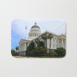 California State Capitol Bath Mat