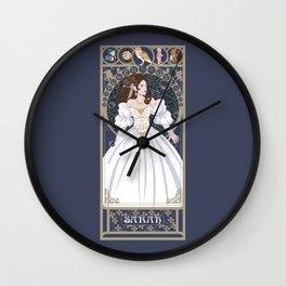 Sarah Nouveau - Labyrinth Wall Clock