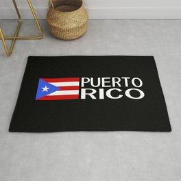 Puerto Rico: Puerto Rican Flag & Puerto Rico Rug