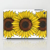 friday iPad Cases featuring Friday by SkinnyGinny