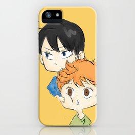 KageHina iPhone Case