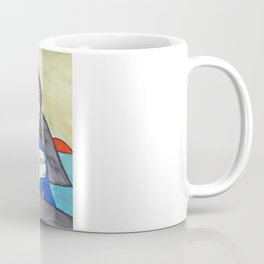 Swimming with the Clients Coffee Mug